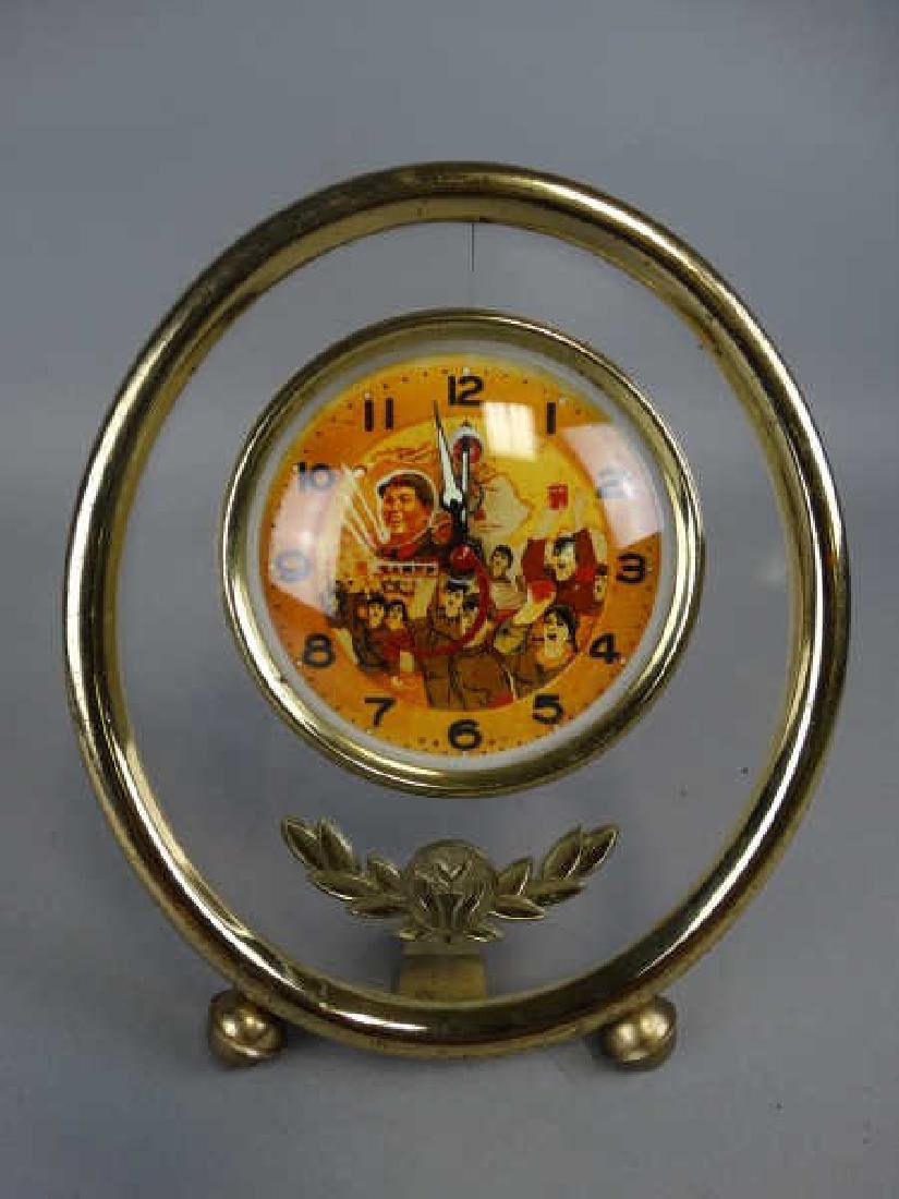 Chairman Mao Vintage Clock