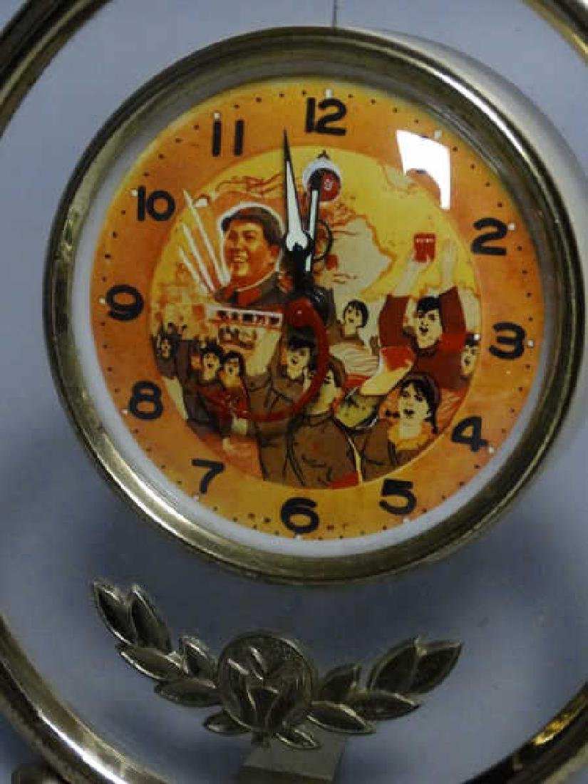 Chairman Mao Vintage Clock - 2