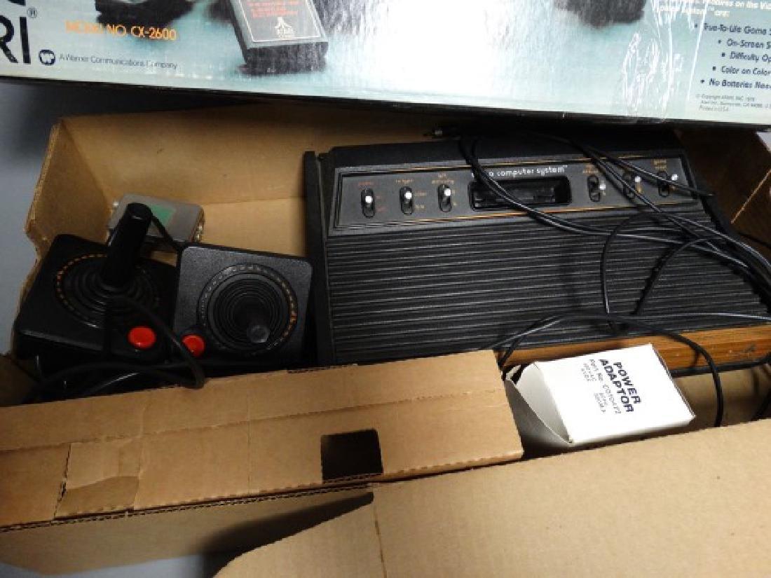 Atari 2600 System in Original Box - 2