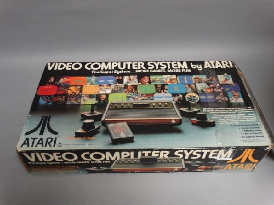 Atari 2600 System in Original Box - 3