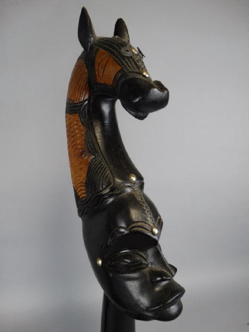 Pair of African Carvings - 3