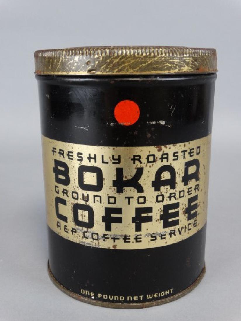 Bokar Coffee Tin