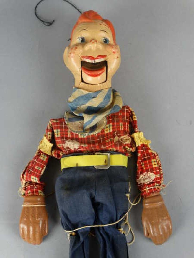 Howdy Doody Marionette Puppet - 2