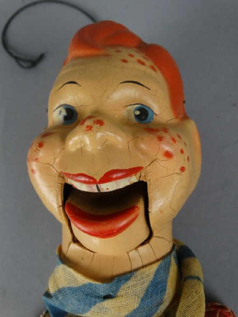 Howdy Doody Marionette Puppet - 3