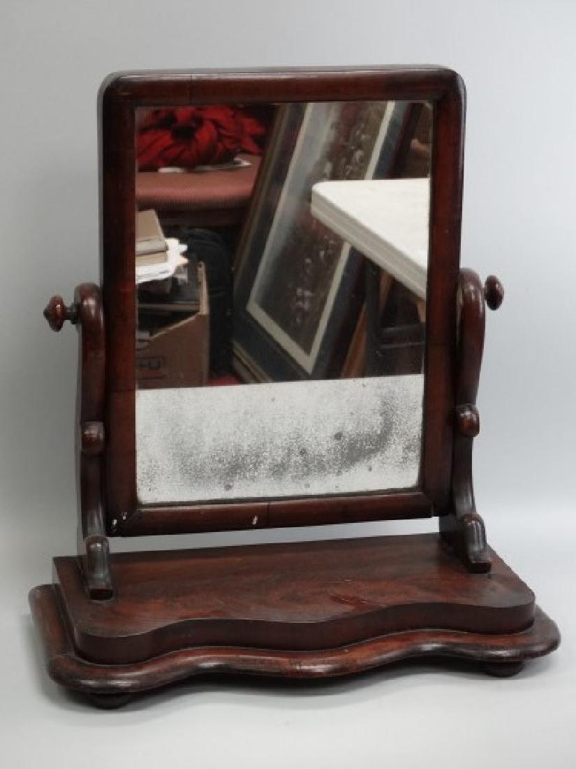 Antique Dresser Mirror - 2