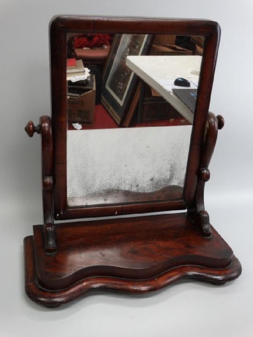 Antique Dresser Mirror - 4