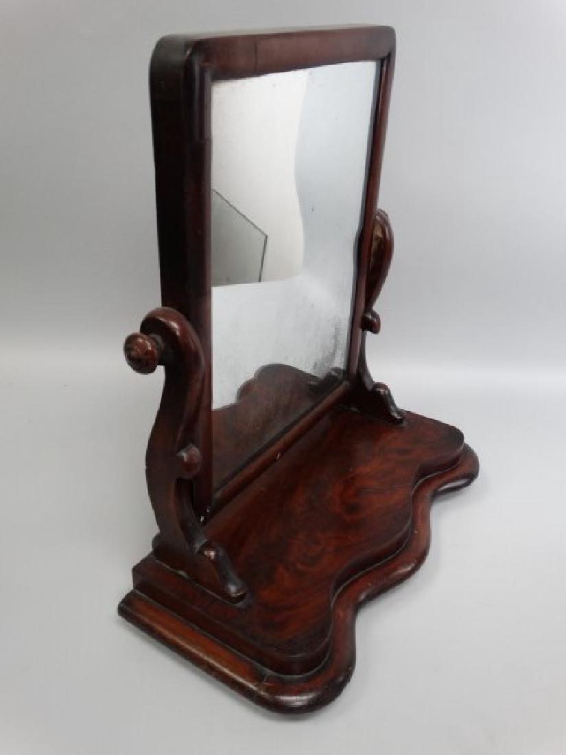 Antique Dresser Mirror - 5