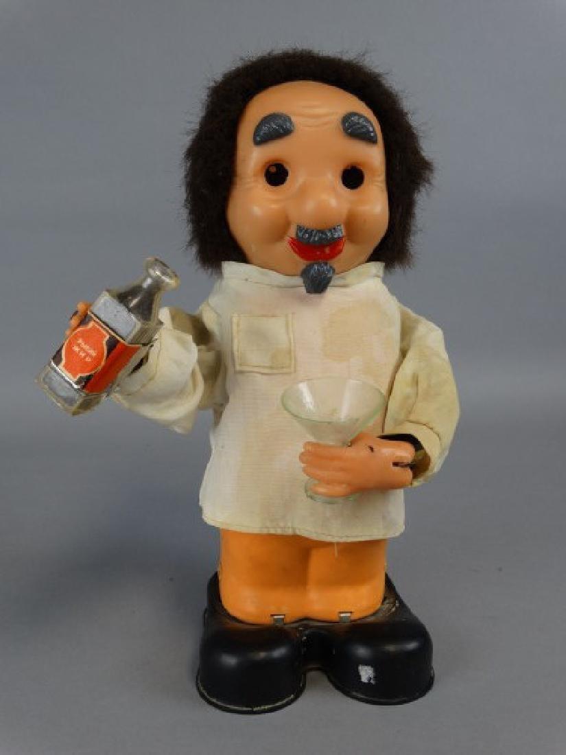 Russian Animatronic Charlie Weaver Style Doll