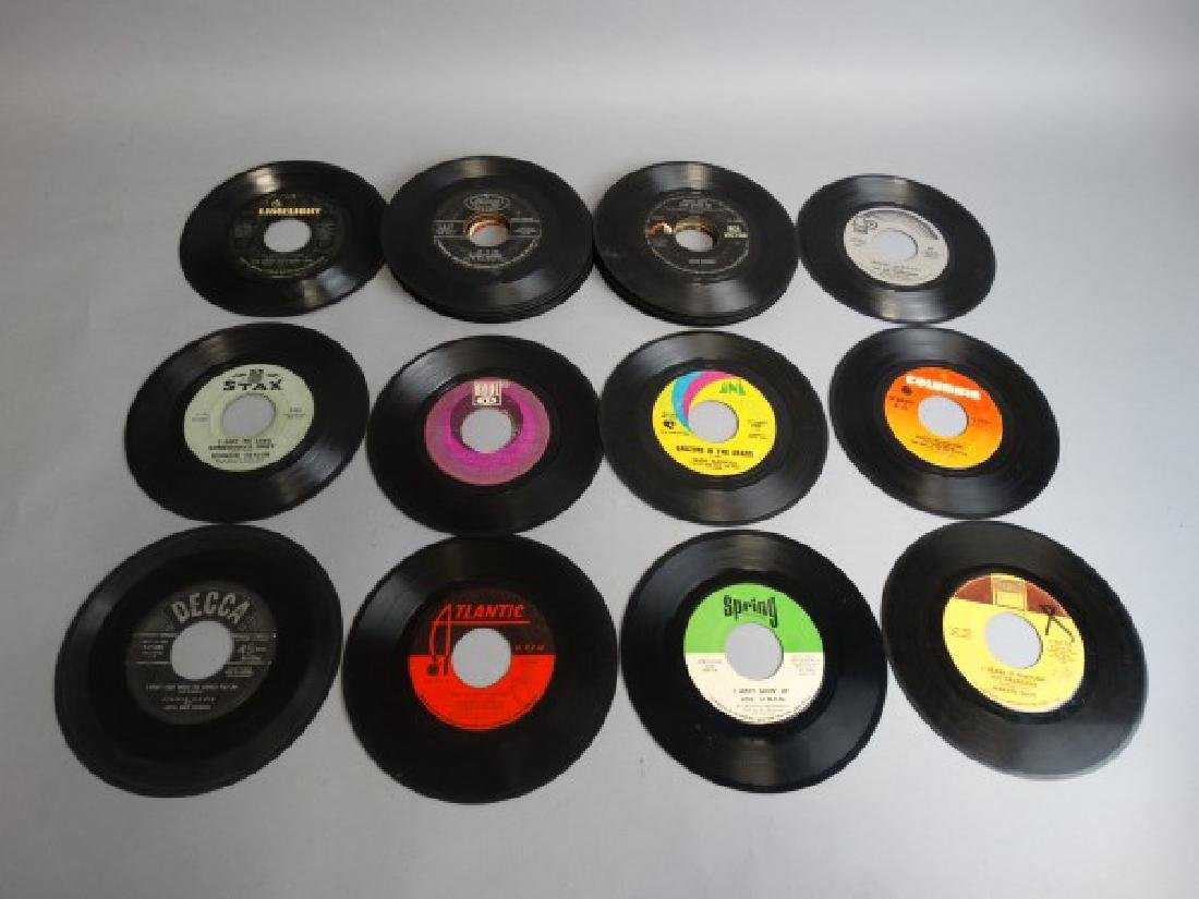 Lot of 25 45rpm Records