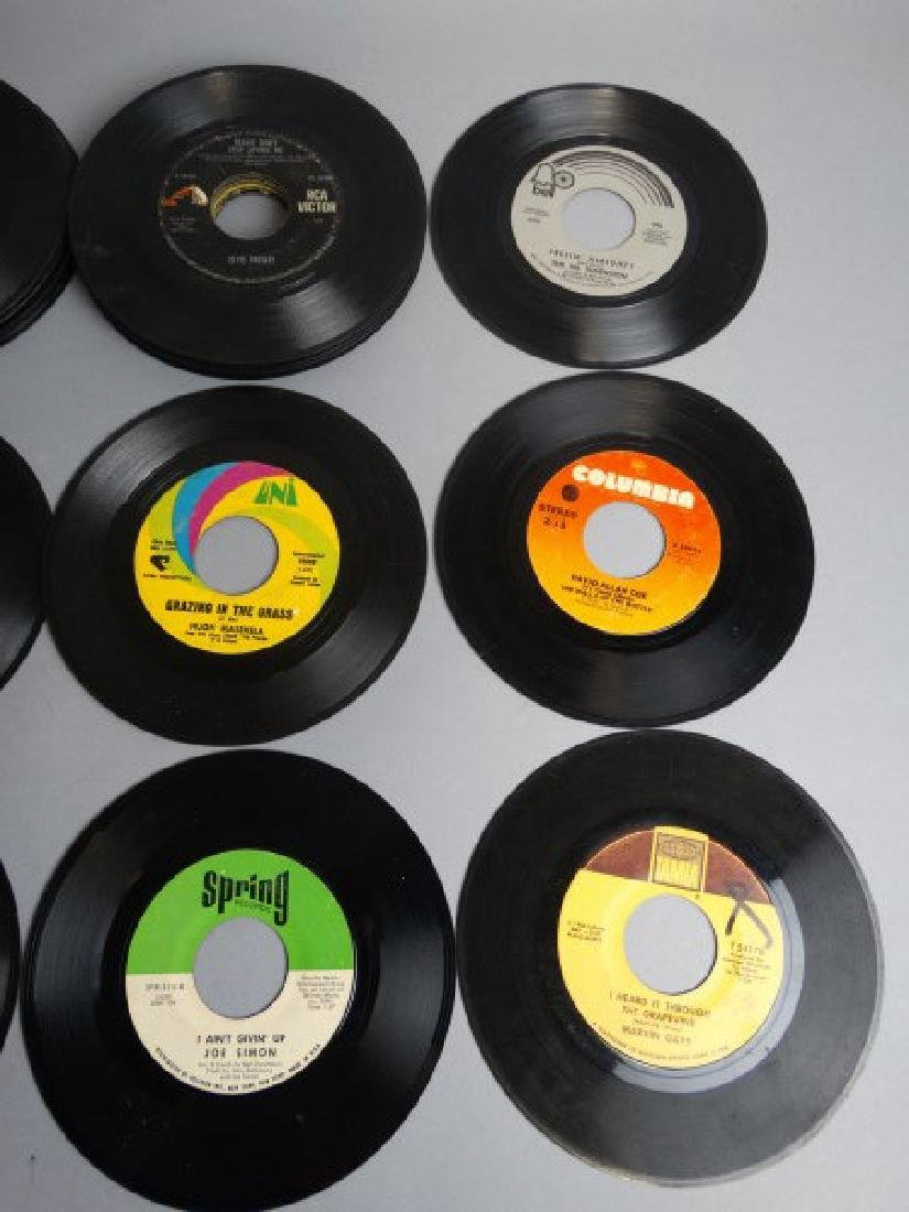 Lot of 25 45rpm Records - 2