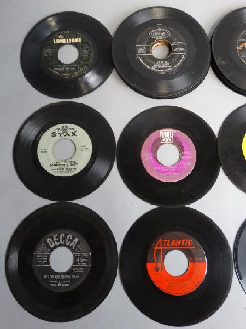 Lot of 25 45rpm Records - 3
