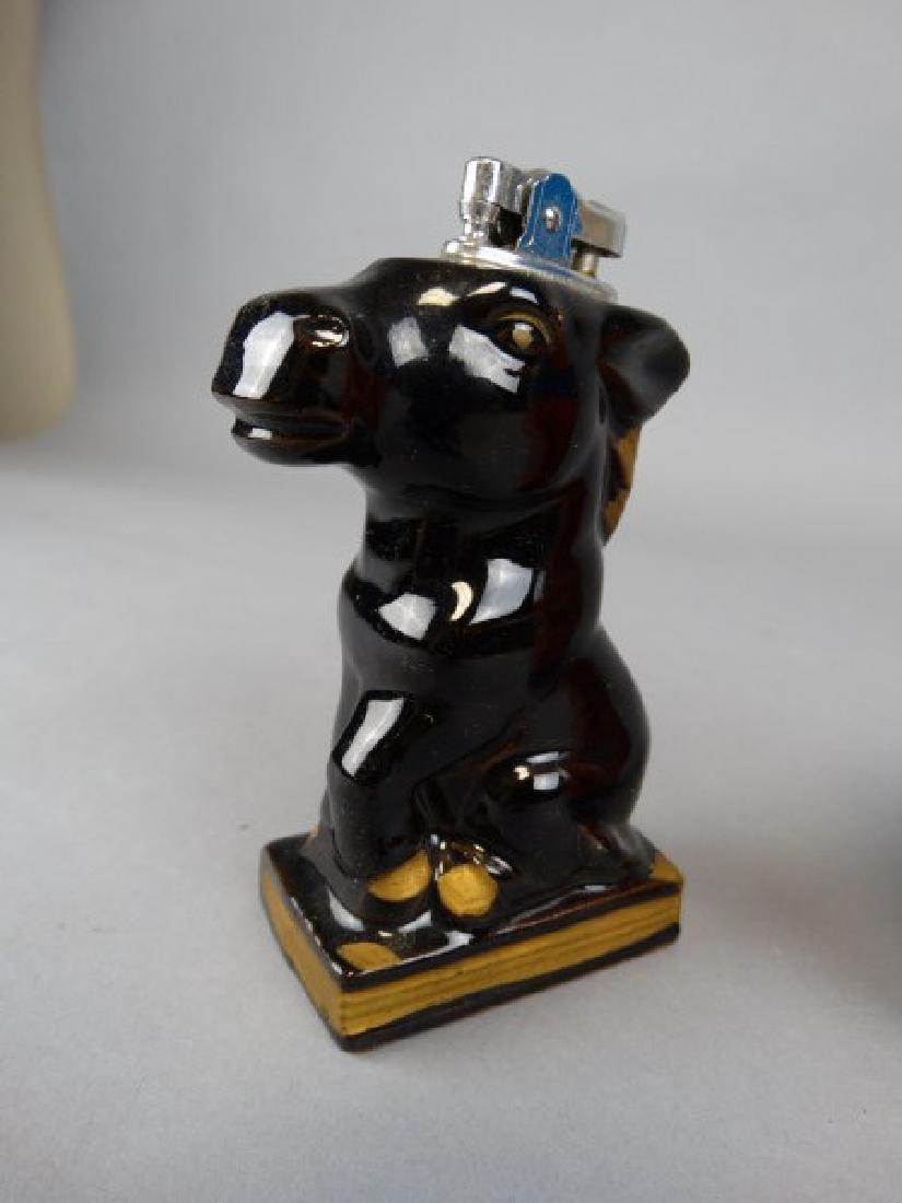 Amico Brand Porcelain Donkey Lighter - 2