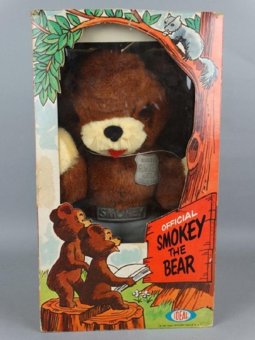 Smokey The Bear in Original Box