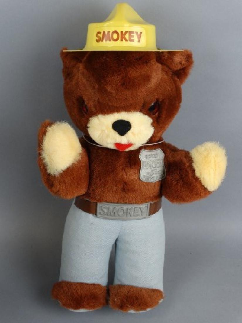 Smokey The Bear in Original Box - 2