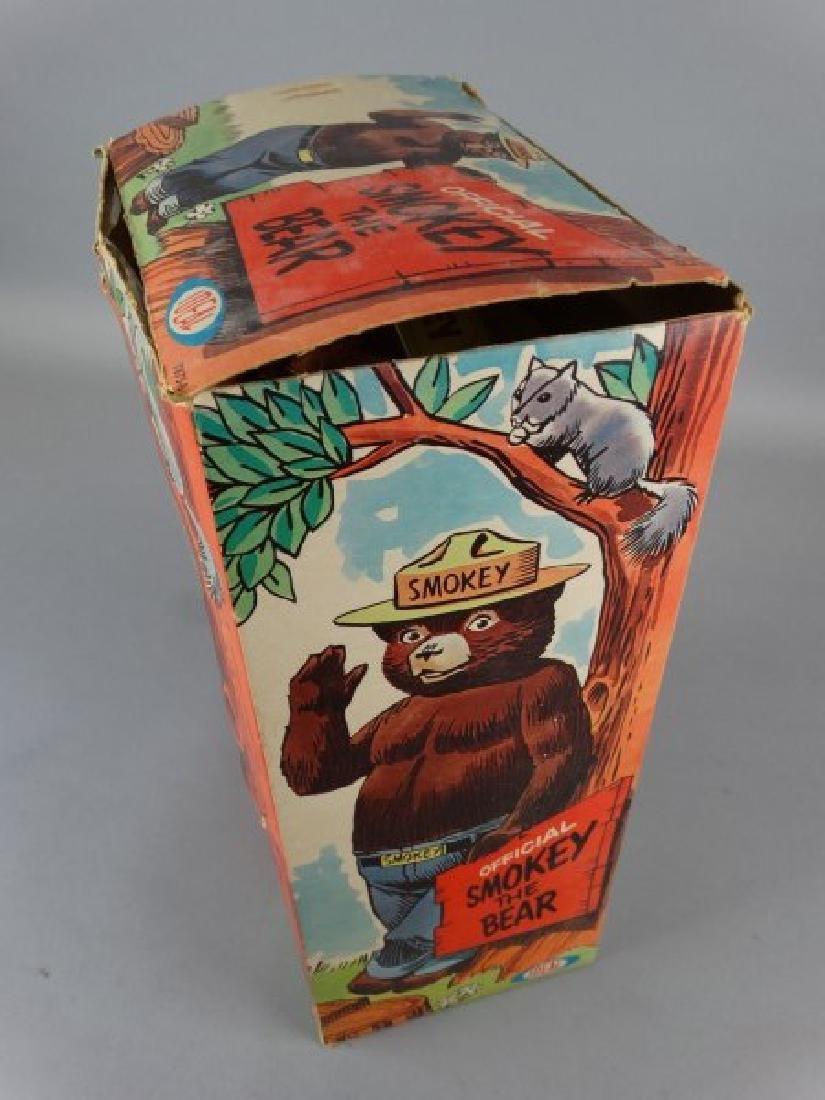 Smokey The Bear in Original Box - 4