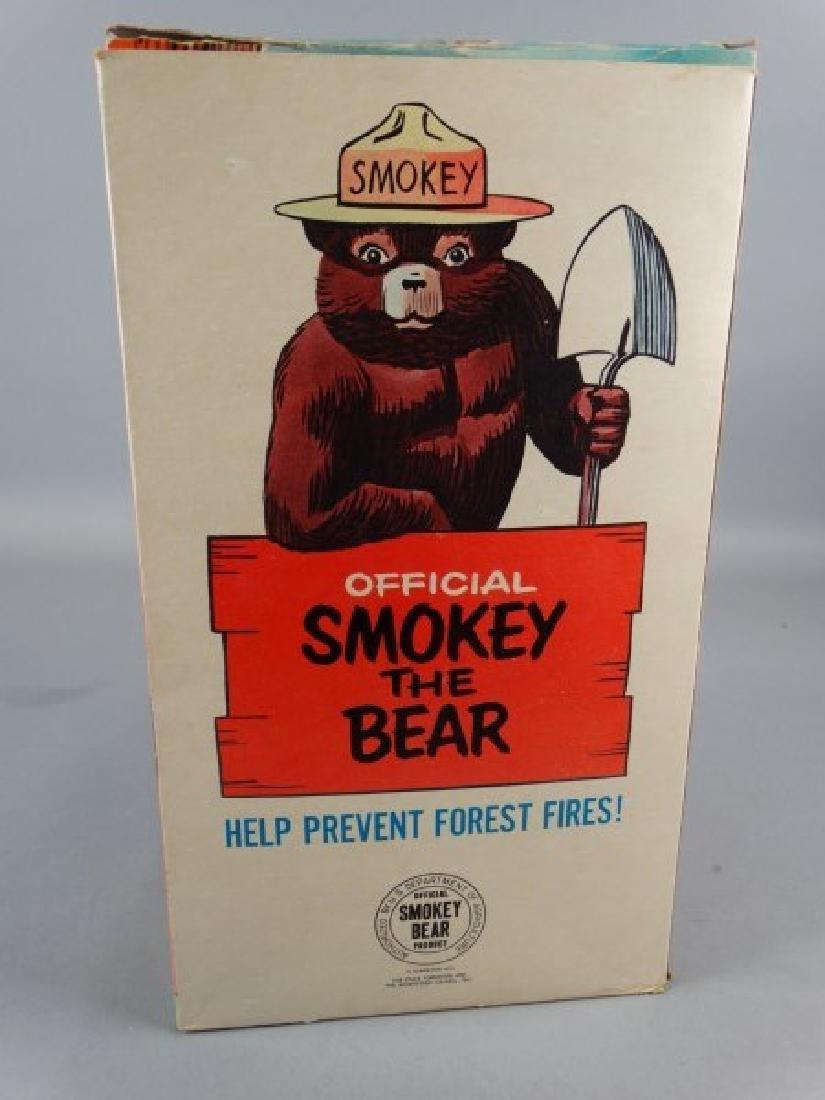 Smokey The Bear in Original Box - 5