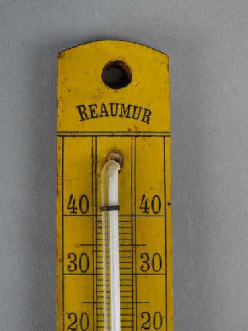 Reaumur European Wood Thermometer - 2
