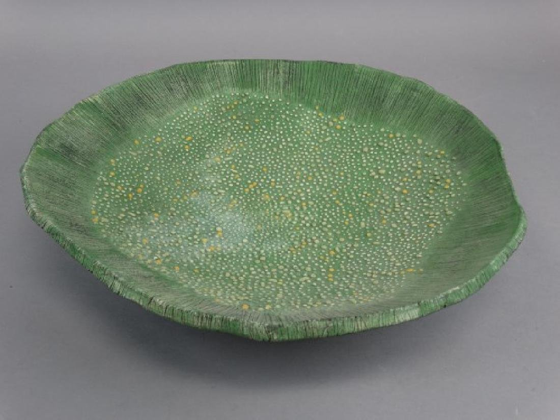 Art Pottery Lillypad Bowl - 2