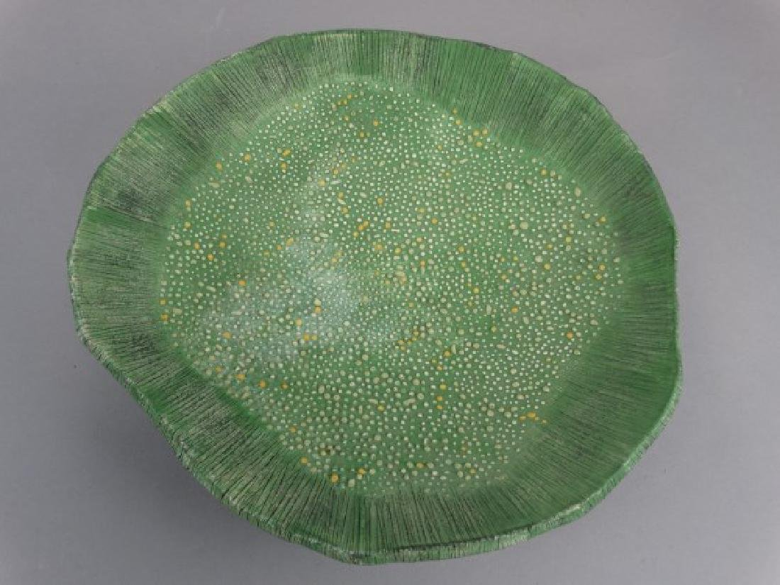 Art Pottery Lillypad Bowl - 3