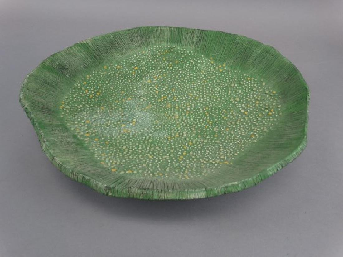 Art Pottery Lillypad Bowl - 4