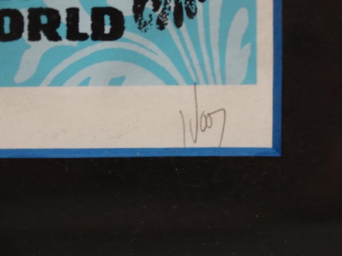 JEFF WOOD - Freaky People Signed Print - 3