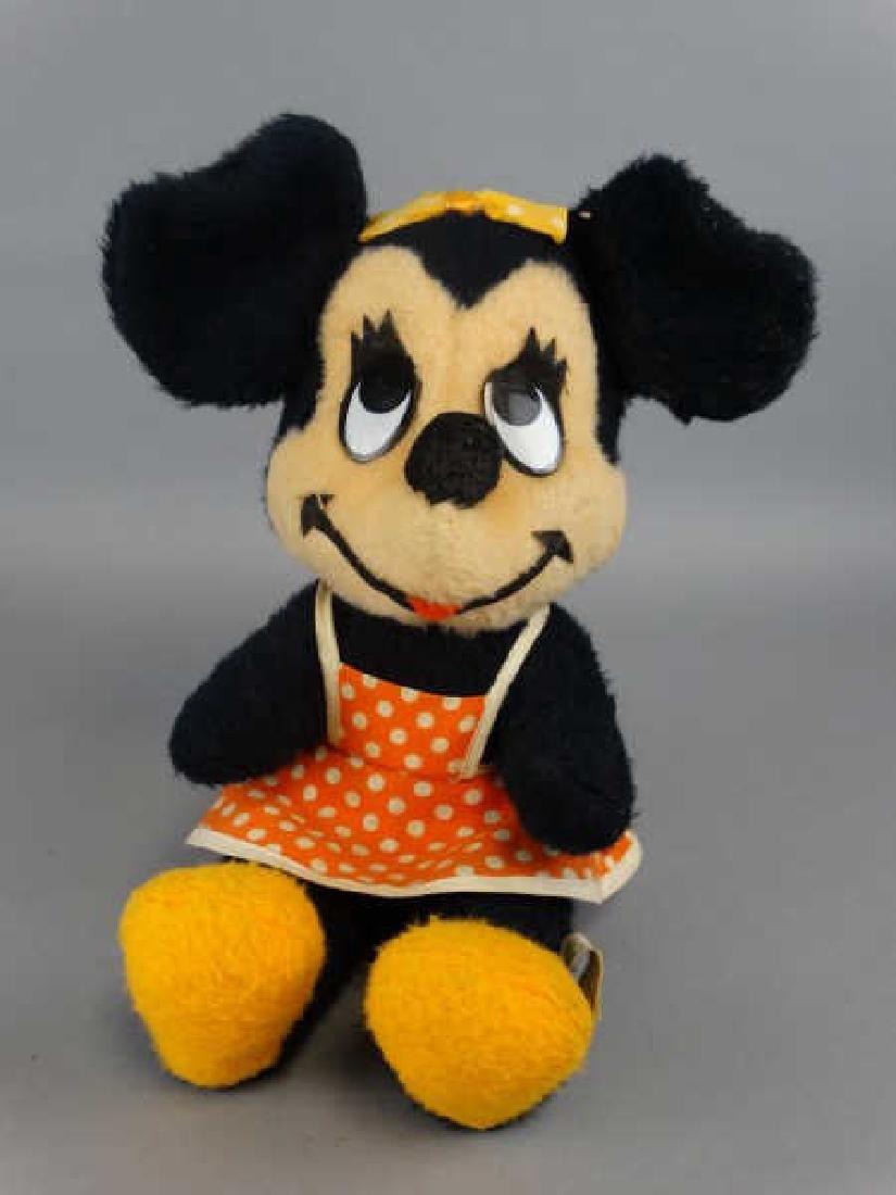 Vintage Walt-Disney Brand Minnie Mouse