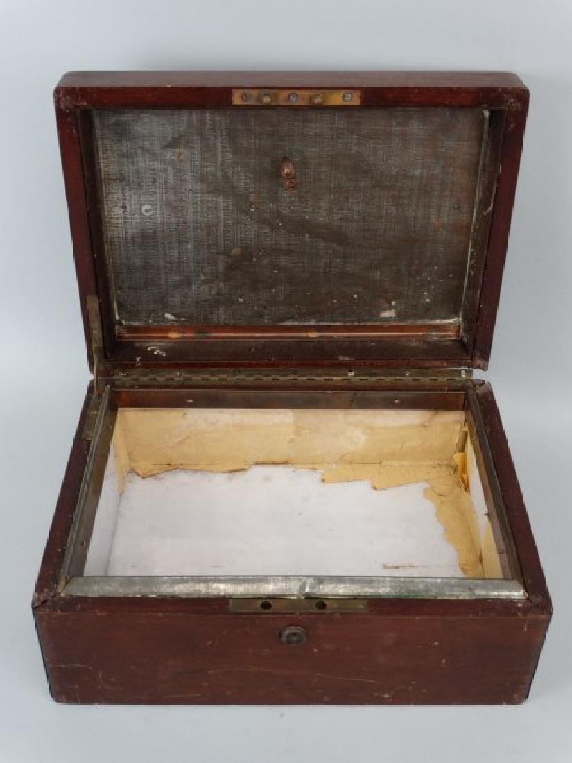 Antique Humidor Box - 4