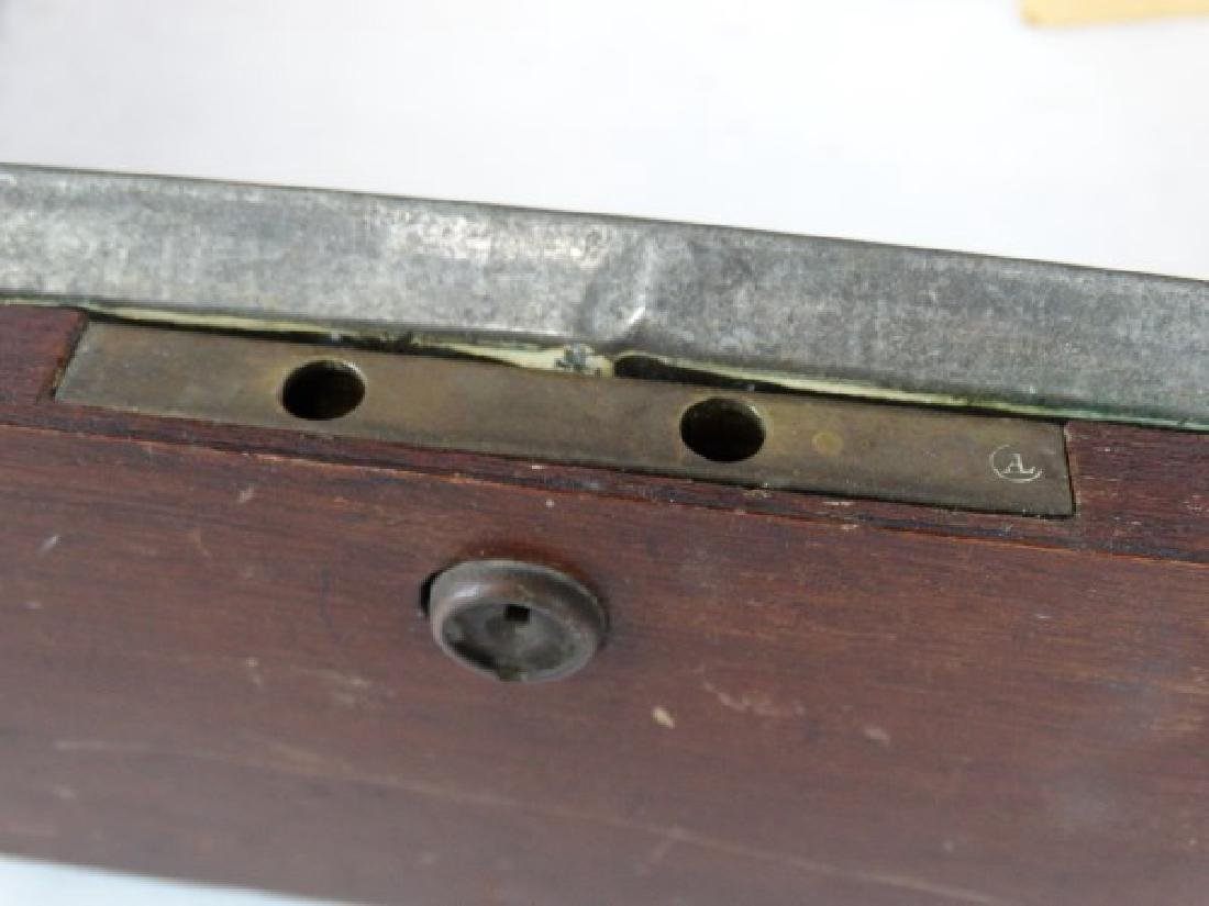 Antique Humidor Box - 6