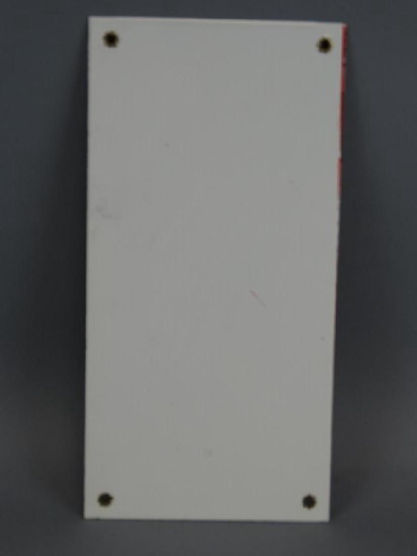 Kayo Chocolate - Porcelain Sign - 3