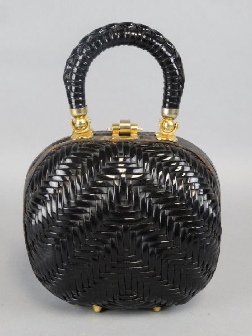 Blue Exclusive for Louis Wicker Handbag
