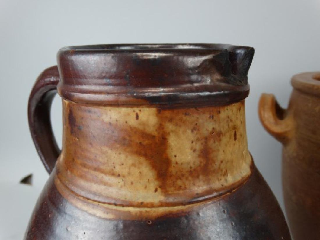 Group of 3 Pottery Vessels - 6