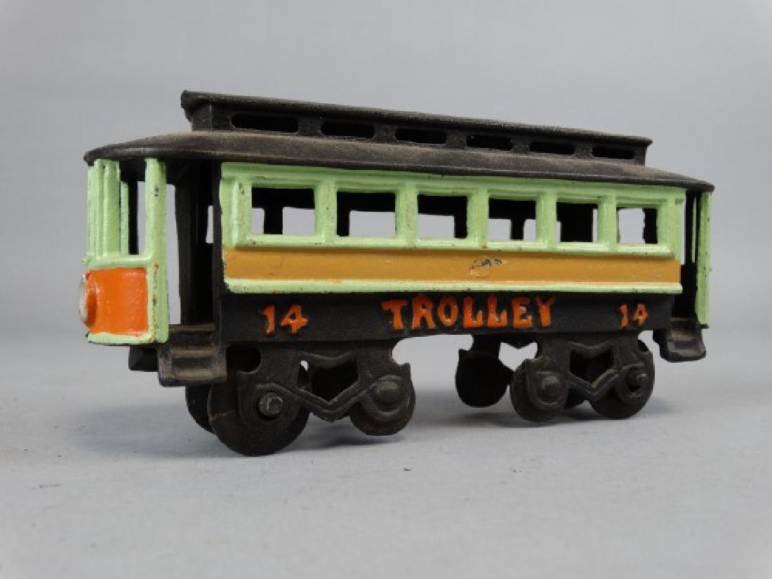 Cast Iron Trolley