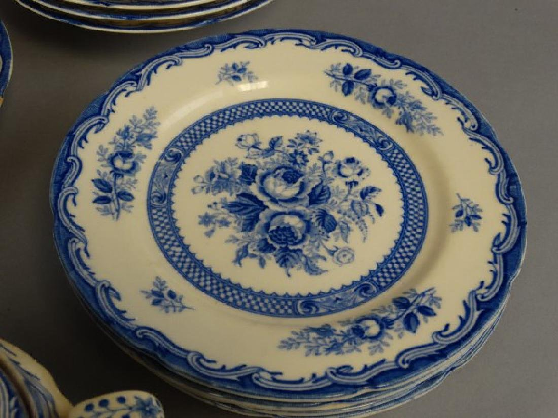 23 pcs. Maruta China - Chatham Pattern - 3
