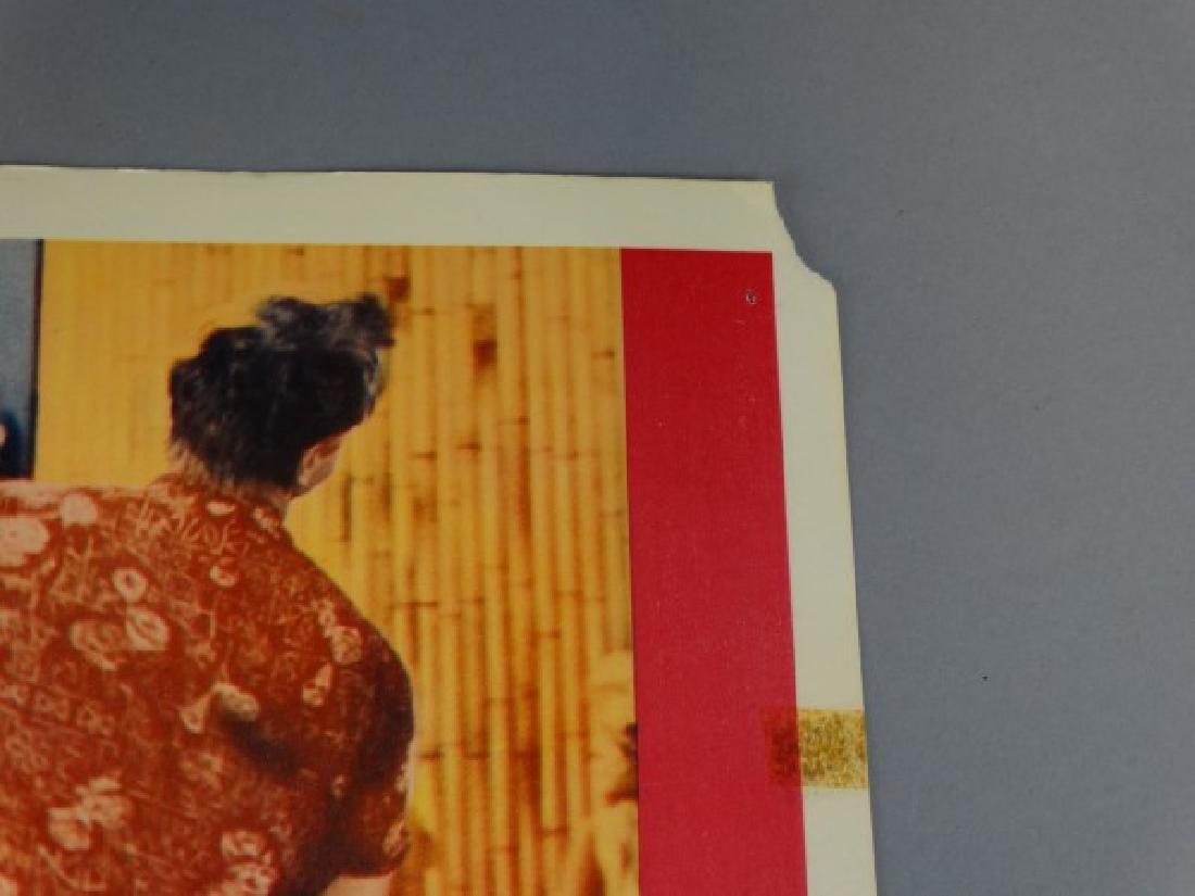 Lobby Card - Paradise Hawaiian Style - Elvis - 3