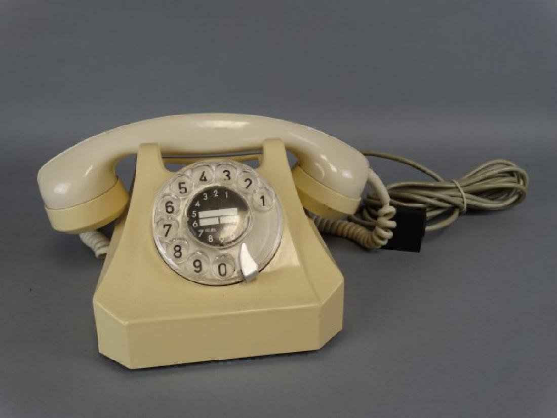 German Rotary Phone