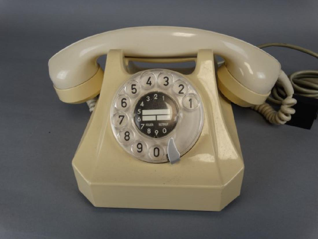 German Rotary Phone - 2