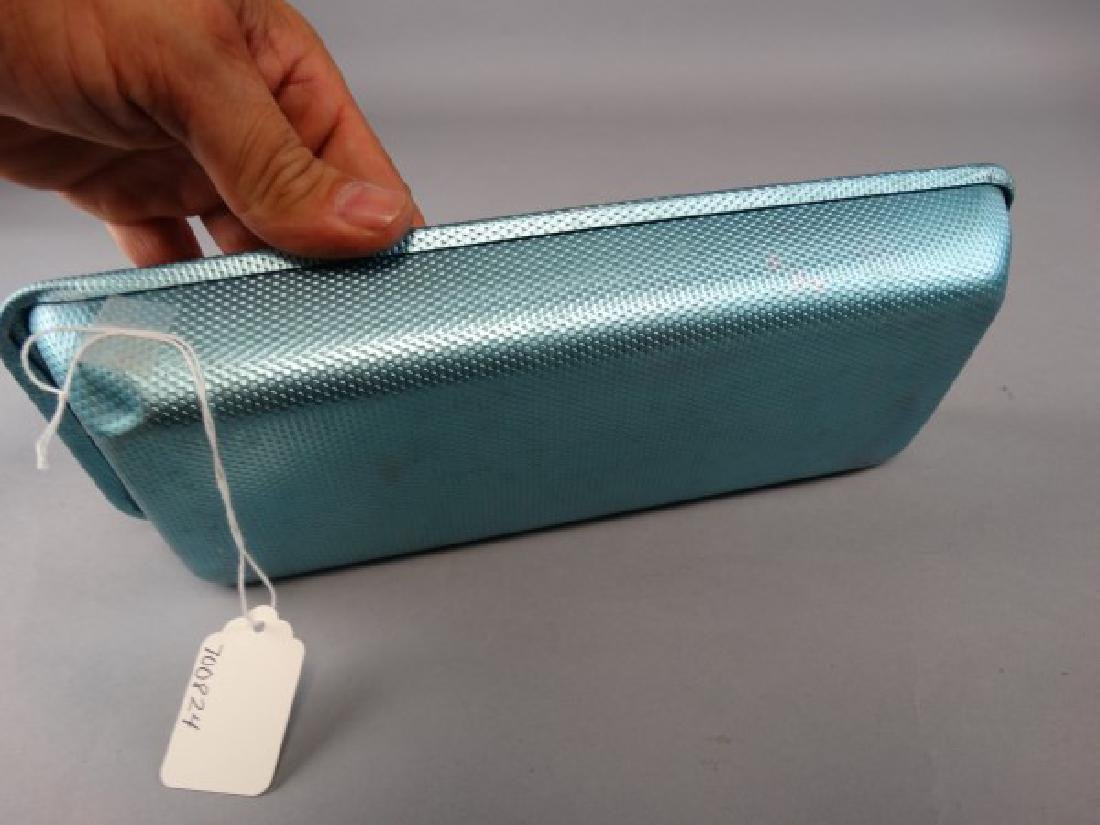 Vintage Blue Magic Touch Chipper Ice Tray - 3