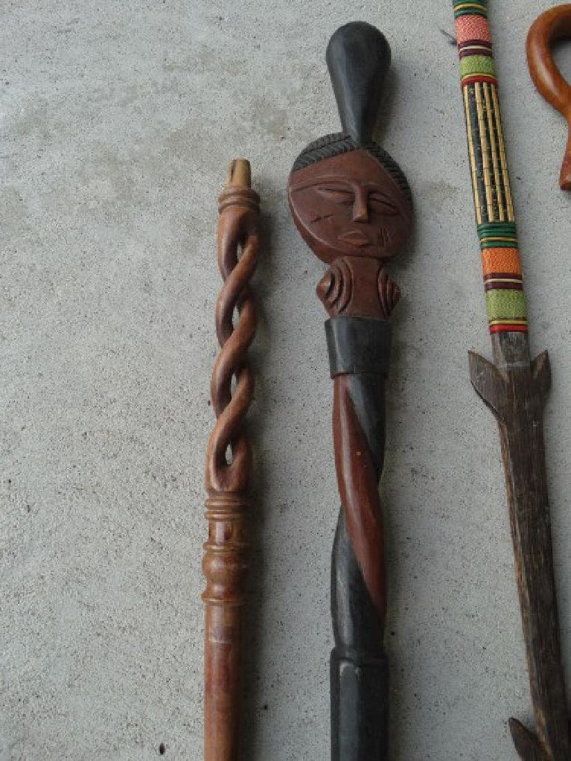 5 Pieces Various Ethnographic Items - 3