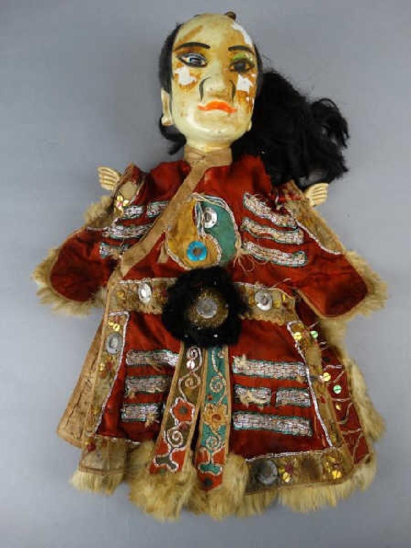 Antique Japanese Theatre Puppet