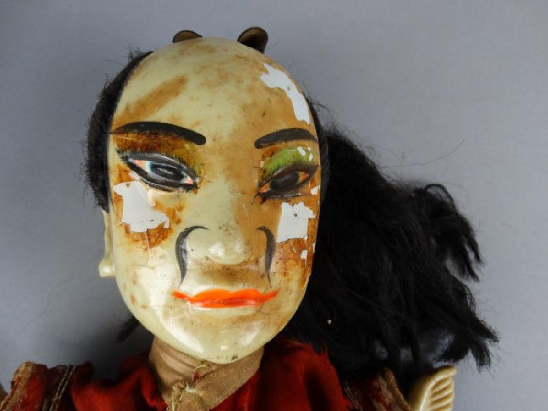 Antique Japanese Theatre Puppet - 3