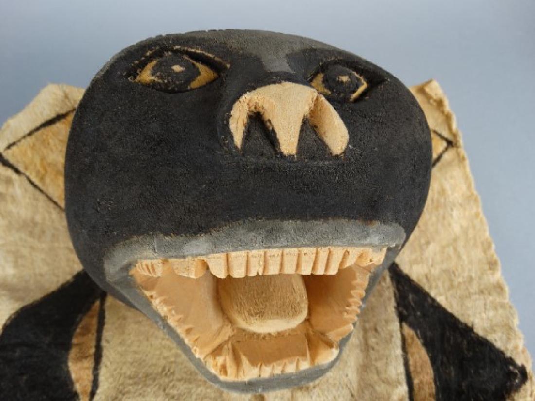 2 Ticuna People, W. Amazon Brazil Masks - 3