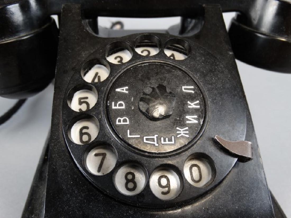 Russian Rotary Phone - 2