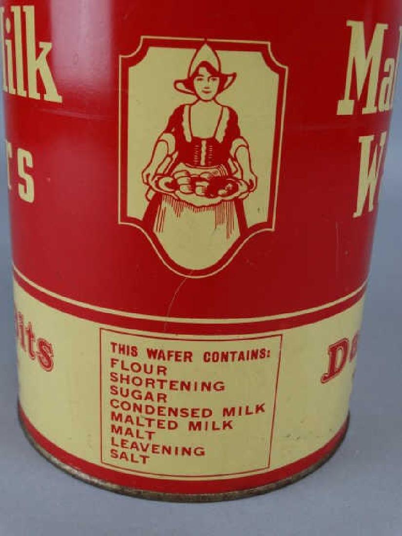 Dane-T-Bits Malted Milk Wafers Tin - 3