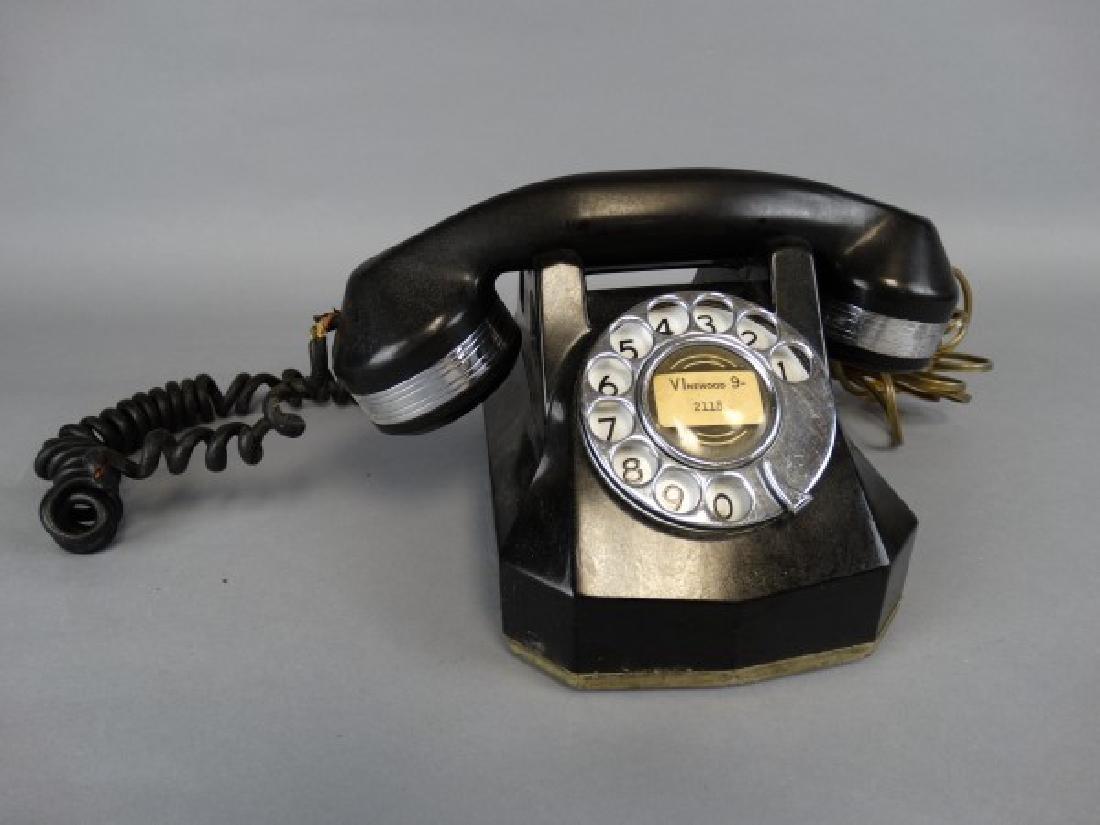 Monophone Telephone