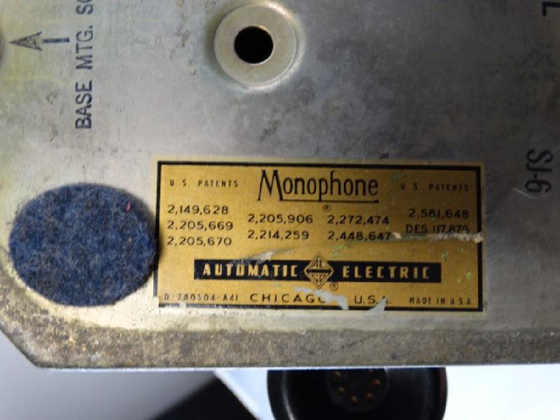 Monophone Telephone - 3