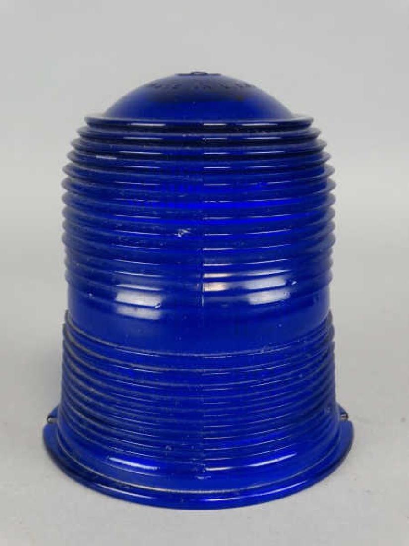Vintage Cobalt Blue Shade