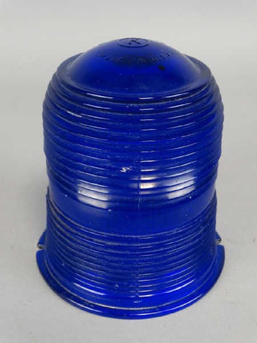 Vintage Cobalt Blue Shade - 2