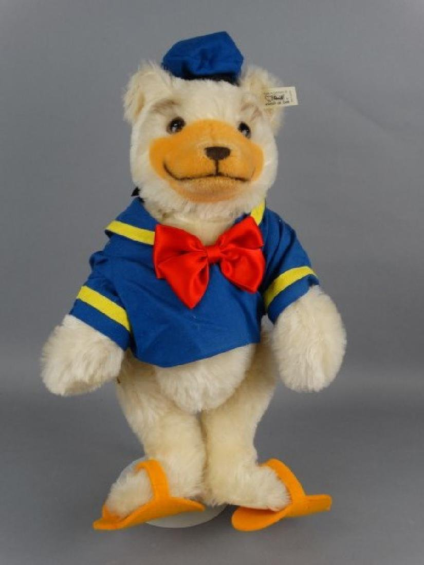 Steiff Specal Edition Donald Duck from 1993 Conv.