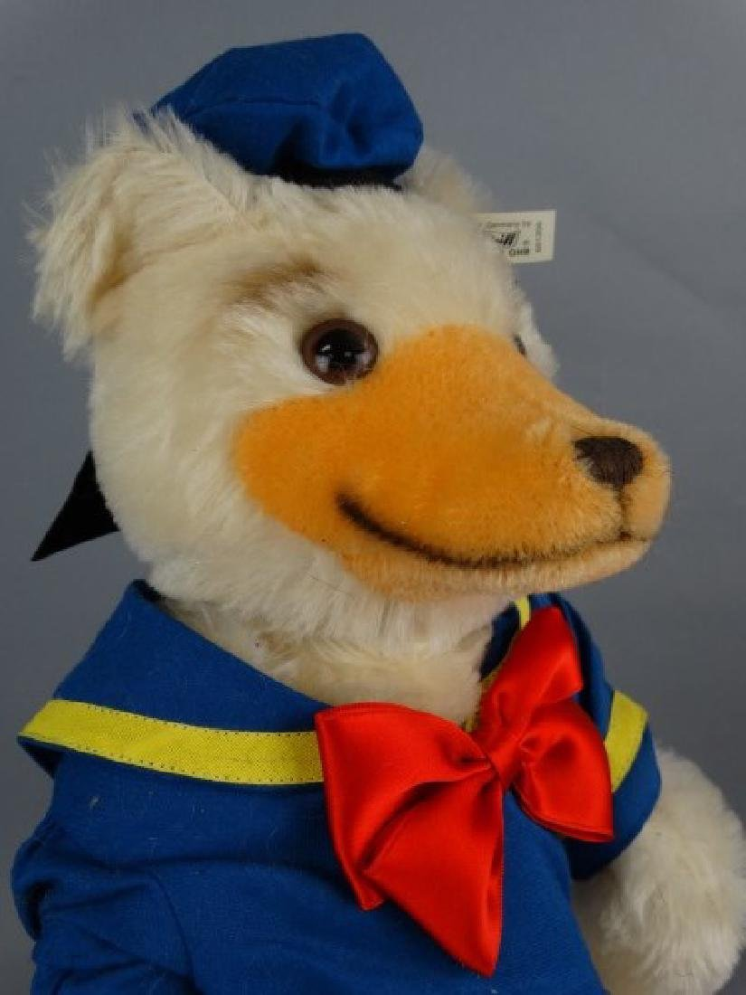 Steiff Specal Edition Donald Duck from 1993 Conv. - 2