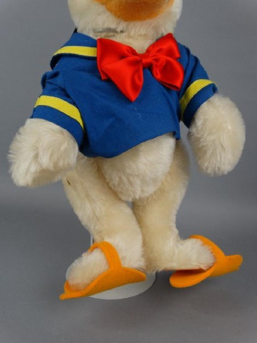Steiff Specal Edition Donald Duck from 1993 Conv. - 3